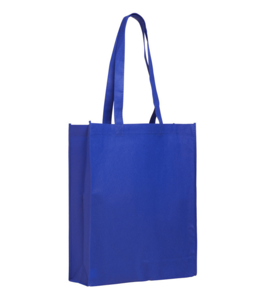 Non-woven PP Shopping Bag with Gussett